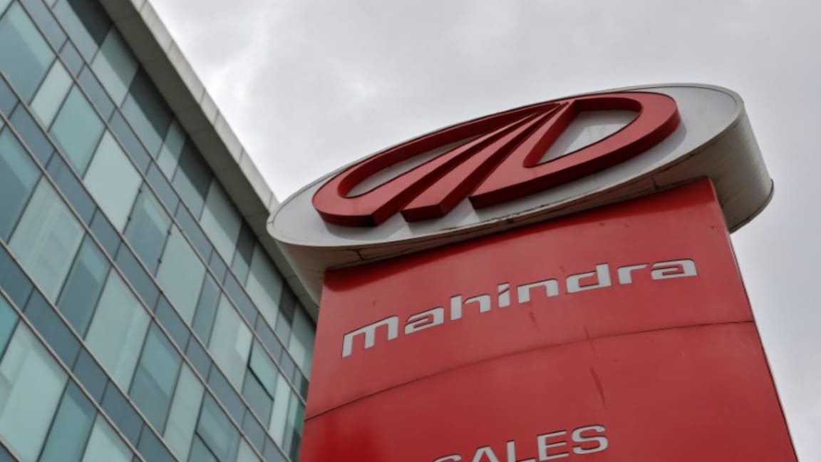 Mahindra & Mahindra fell 1.92 percent to hit its 52-week low of Rs 502.55 per share on the NSE (stock image)