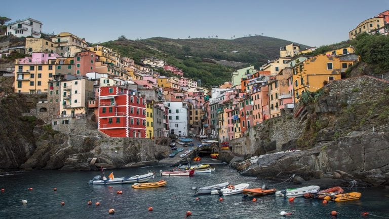 A guide to the scenic Cinque Terre