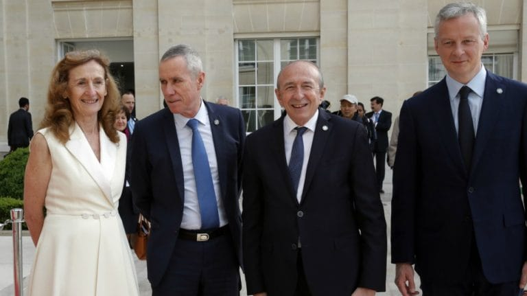 Paris to hold international conference on terror financing