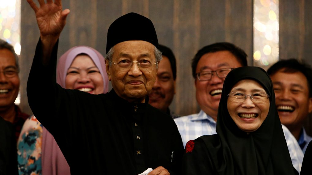 Malaysia to revive second major China-linked project