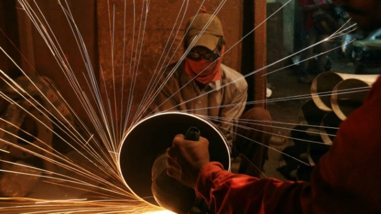 India likely to report weakest Q1 GDP growth in five years