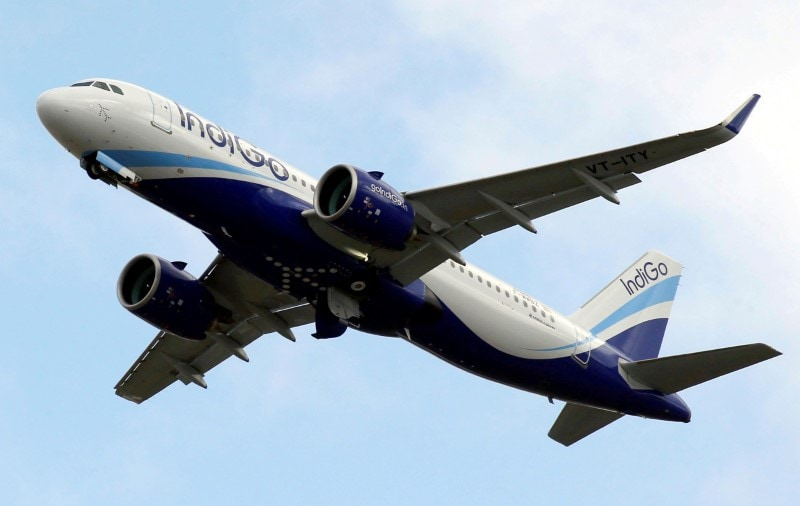 InterGlobe Aviation: IndiGo parent reported the highest quarterly profit since listing and its yields surged post grounding of Jet Airways. The company recorded a consolidated net profit of Rs 1,203 crore for the first quarter ended in June 2019. The profit has increased more than 43 times. (Image: Reuters)