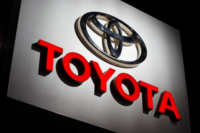 Toyota recalling 1.3 million US vehicles for air bag inflators