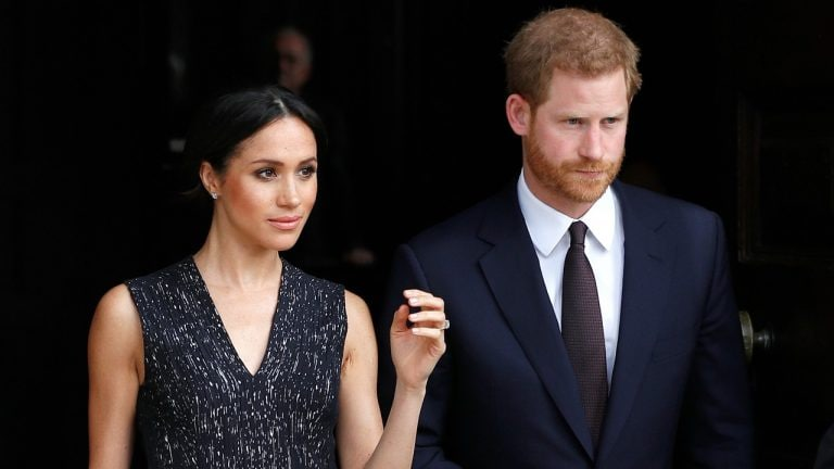 Every fairytale has a witch, as Meghan will tell you