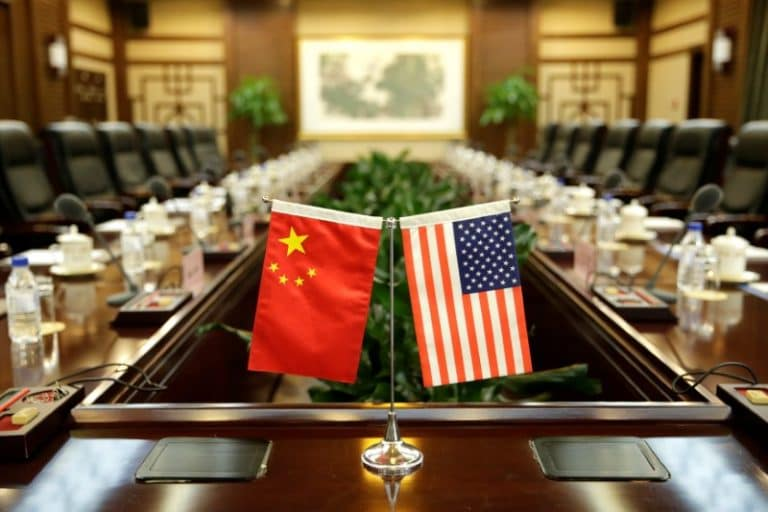 Top White House adviser says no trade meetings with China canceled