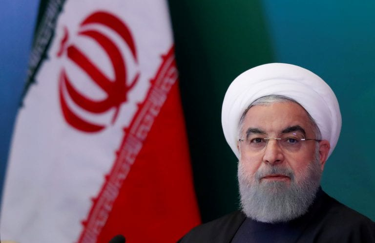 Countries that continue to deal with Iran could face American sanctions