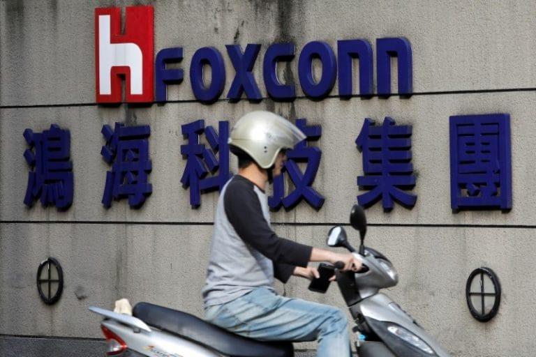 Apple supplier Foxconn posts 14.5% drop in first-quarter net profit