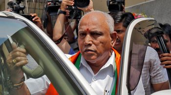 IT department dismisses 'Yeddyurappa diary' as 'forgery document'