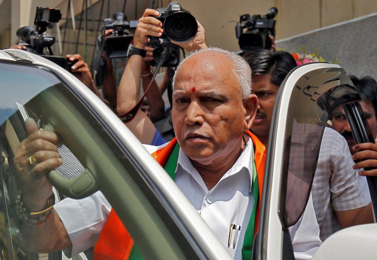 New term, new name: Fortune smiles on Yediyurappa this time