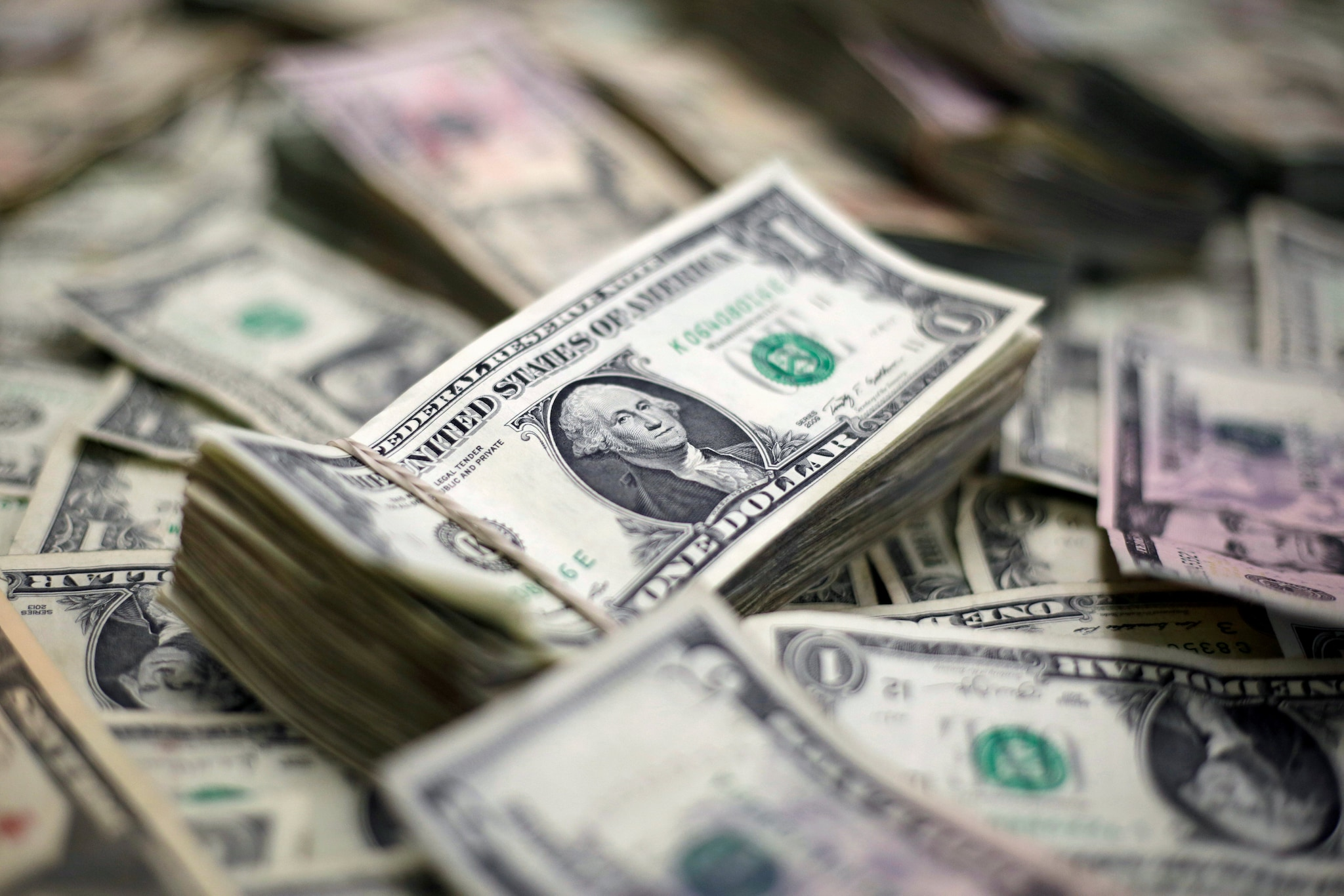 6. Dollar: The dollar's index rose to its highest levels in almost three months to 971.123 on Monday. It last stood at 97.062. The dollar popped up to a six-week high of 110.51 yen. (Image: Reuters)