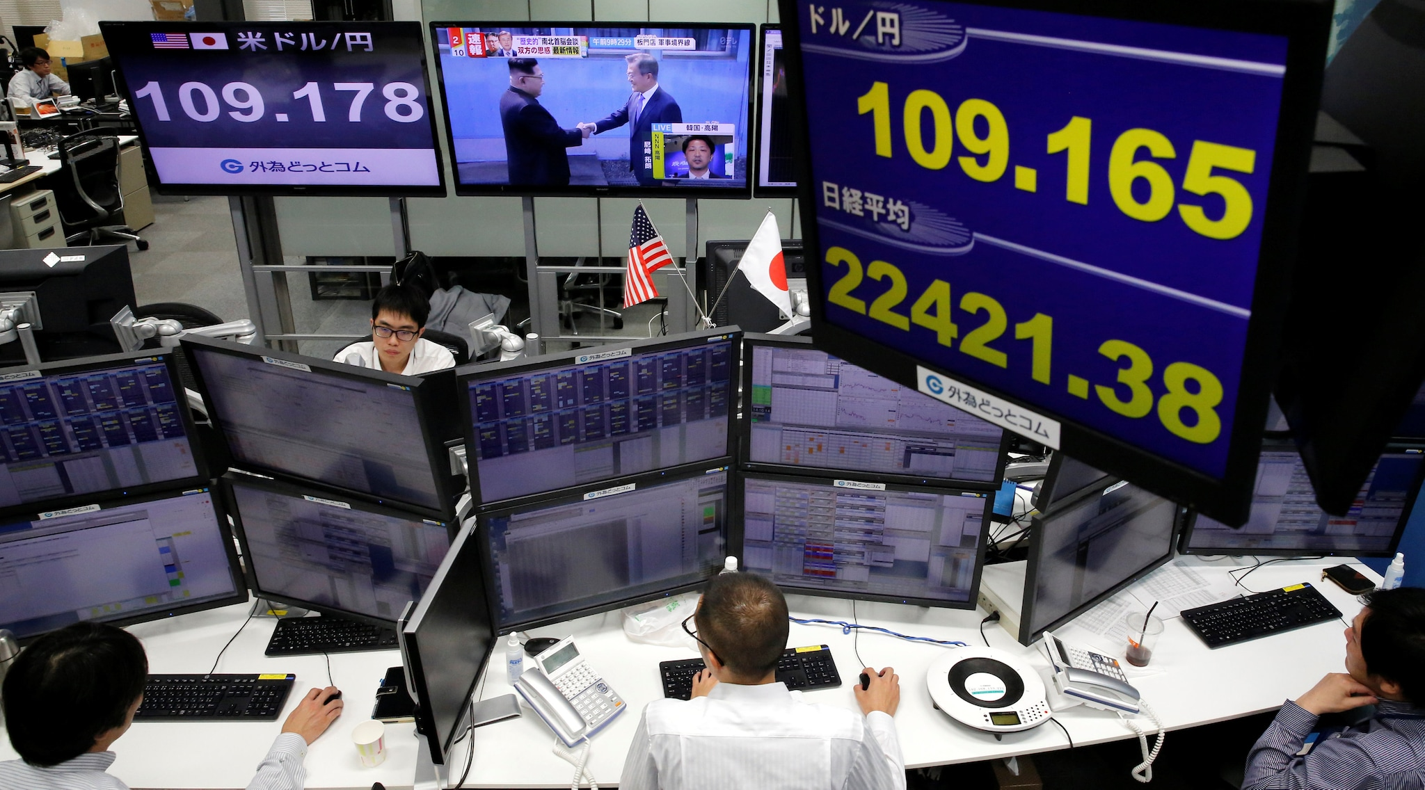 1. Asia: MSCI's broadest index of Asia-Pacific shares outside Japan climbed 0.1 percent with South Korea's KOSPI up 0.5 percent. Australian shares slightly weaker. Japan's Nikkei jumped 1.3 percent to the highest since early December. (Image: Reuters)