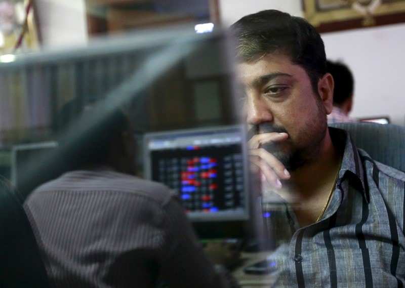 3. Markets At Close On Monday: Indian shares ended lower on Monday clouded by weak corporate results, while bond yields fell after the finance minister said the government did not intend to review its overseas borrowing plan. The Sensex ended 196 points lower at 37,686, while the broader Nifty50 index lost 95 points to end at 11,189.  Meanwhile, foreign institutional investors sold 704.42 crore and domestic institutional investors bought 1,351.44 crore on a net basis. (Image: Reuters)