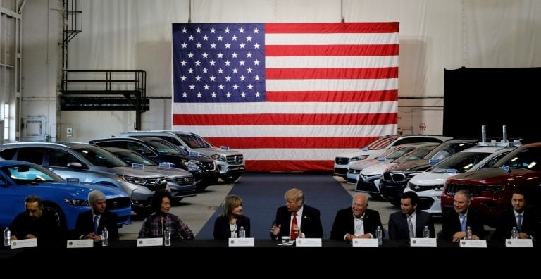 US launches national security probe of vehicle imports