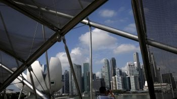 Singapore economy enters recession, second-quarter GDP plunges record 41.2%