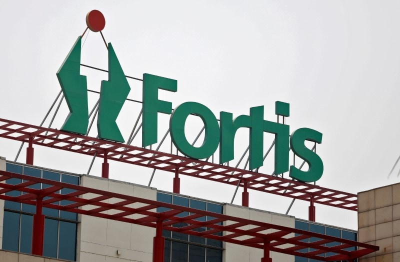 Shares of Fortis Healthcare declined 1.6 percent to hit its 52-week low of Rs 118 per share. (Image: Reuters)