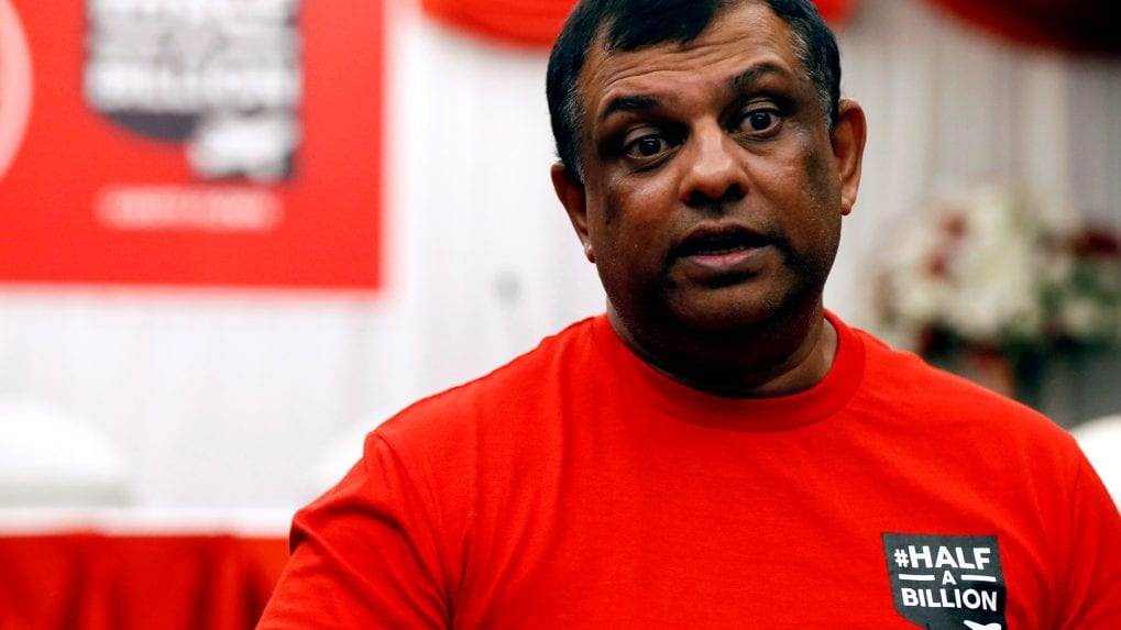 Asian nations could mandate COVID-19 shots for travellers, AirAsia chief says