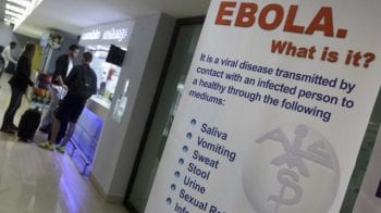 Ebola preparedness much better now than for 2014 outbreak, says WHO