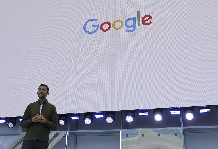 Trump meets Sundar Pichai, says Google committed to US military, not China