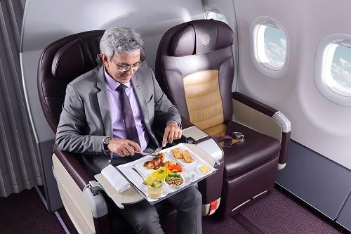 Tasteless flights