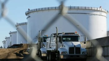 Crude oil prices decline as supply concerns ease