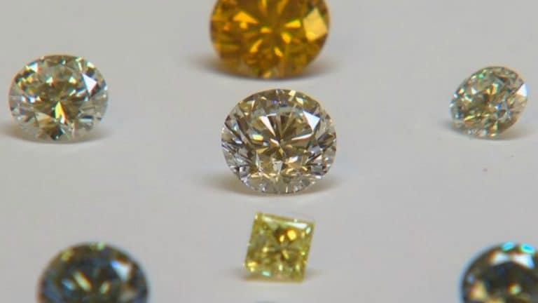 De Beers sees sparkle in synthetic diamond jewellery