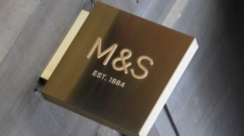 Marks & Spencer to close 100 UK stores by 2022