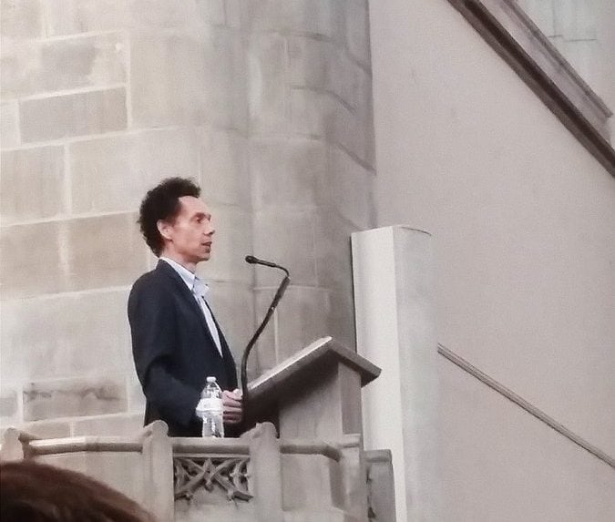 Malcolm Gladwell: 3 things I would do if I were a CEO
