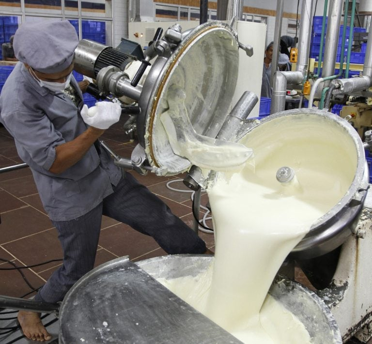 Government extends ban on import of milk products from China for six months