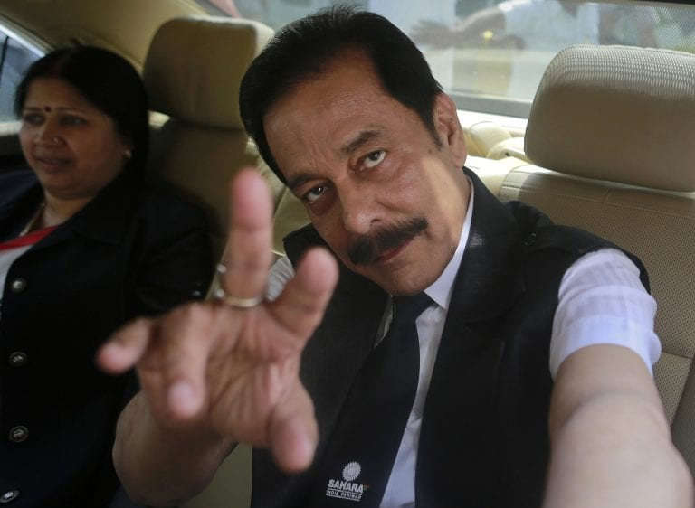Sahara failed to deposit money, Aamby Valley auction to continue, says Supreme Court