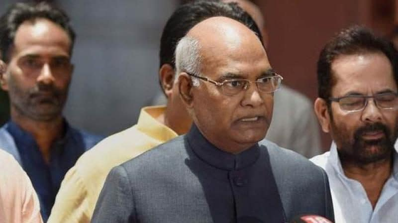 Amid CBI controversy, President asks those holding top posts in govt organisations to be ethical leaders