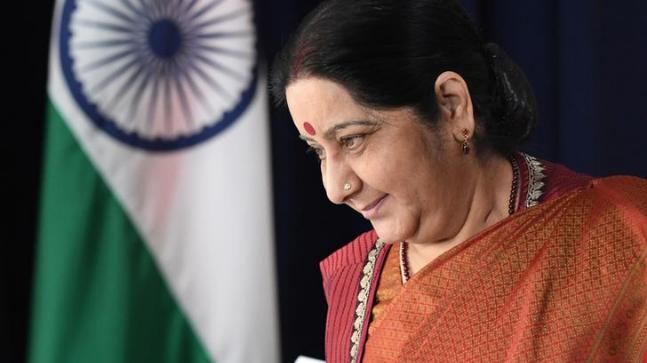 Sushma Swaraj seeks expeditious extradition of Choksi from Antigua