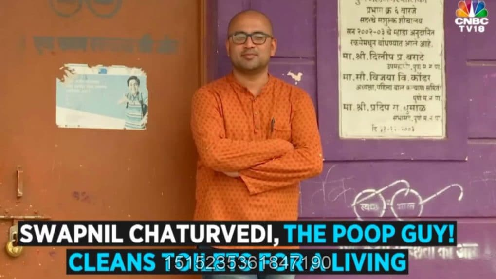 Meet the software engineer who gave up his career in US to clean toilets in slums