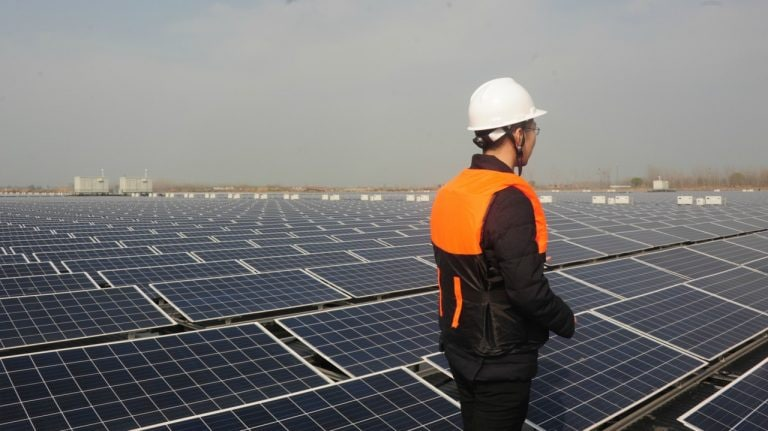 Despite cost worries, China's Trina Solar bets big on India
