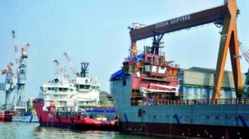 Cochin Shipyard sees an order book of Rs 15,000 crore in three years