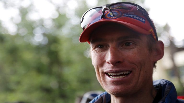 Australian climber becomes the fastest to scale the highest peaks on all continents