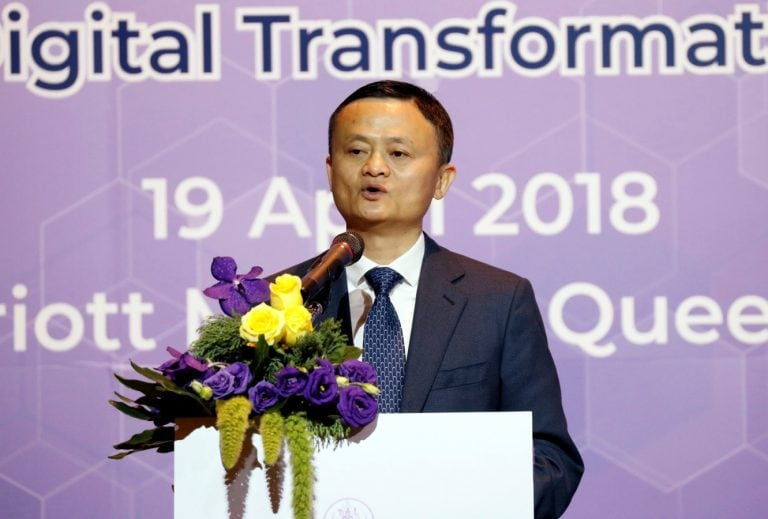 Jack Ma was inspired to create Alibaba by Malaysia's Prime Minister Mahathir Mohamad