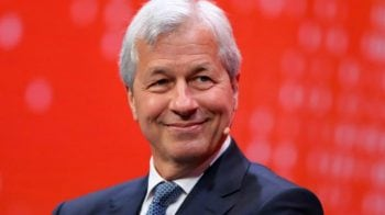 CNBCTV18 Exclusive: See spectacular V-shaped recovery in global economy, says JP Morgan boss Dimon