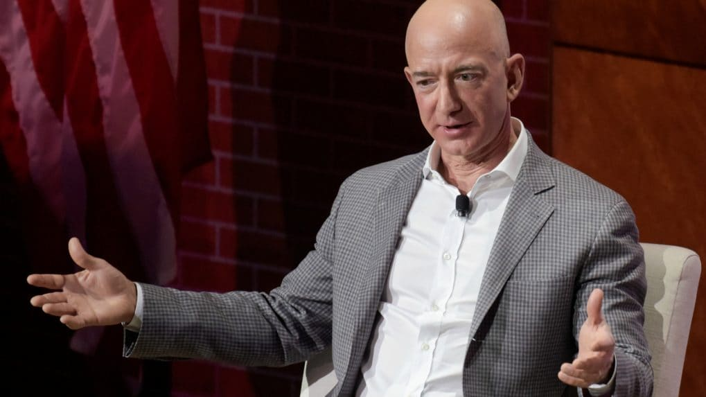 Jeff Bezos shares his advice for dealing with criticism