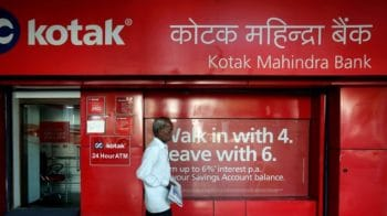 Kotak Mahindra Bank shares rise over 4% on QIP launch