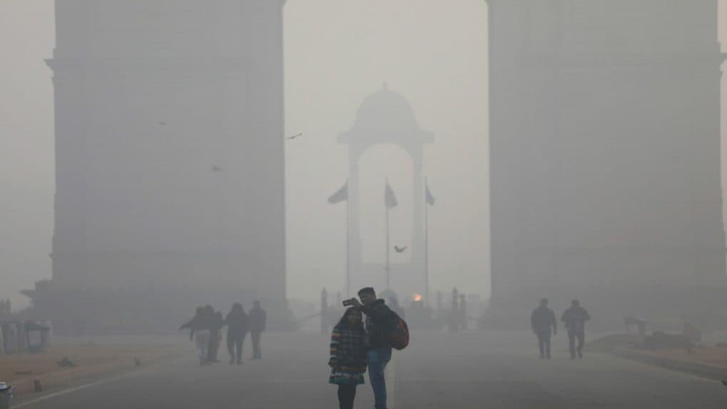 Diwali was free-for-all for revellers. Now Delhi is a prisoner of pollution