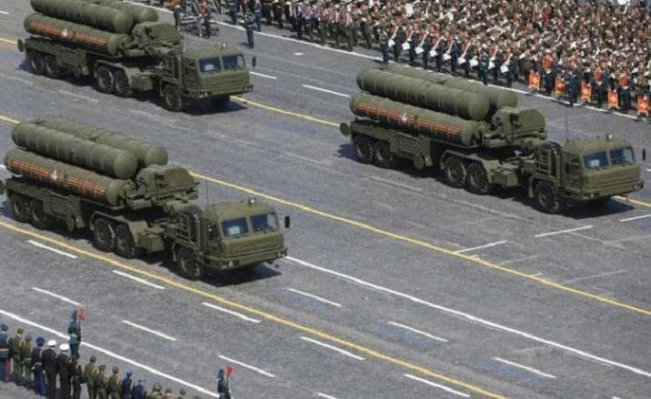 Turkey says it will not bow to US sanctions over S-400 deal