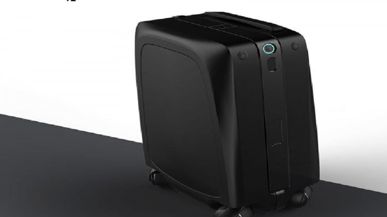 Coming soon: An AI-powered luggage that follows you