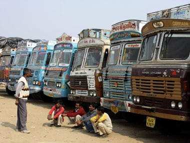 Truck owners and operators launch nationwide strike