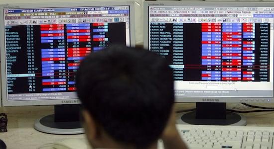 Sensex, Nifty, Markets at close