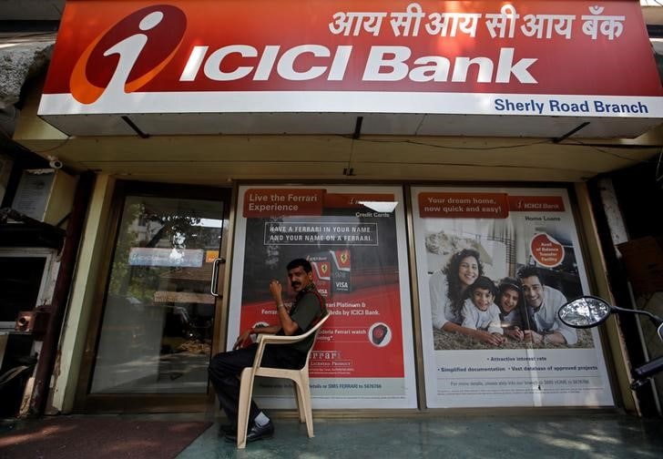 ICICI Bank's shares climbed 3.14 percent to its 52-week high of Rs 525. (Image: Reuters)