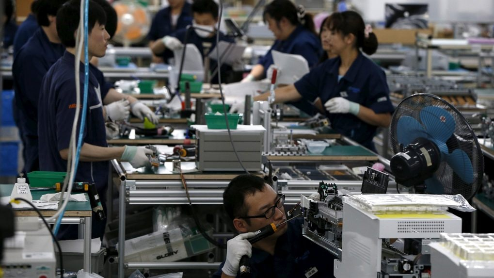 Japan second-quarter GDP posts fastest growth since 2016 on stronger-than-expected capex