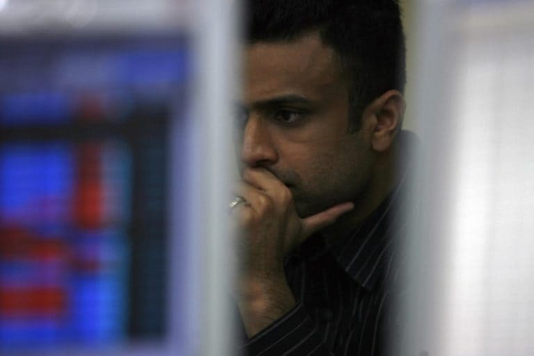 Indices slip in trade amid poor quarter earnings, Nifty below 11650