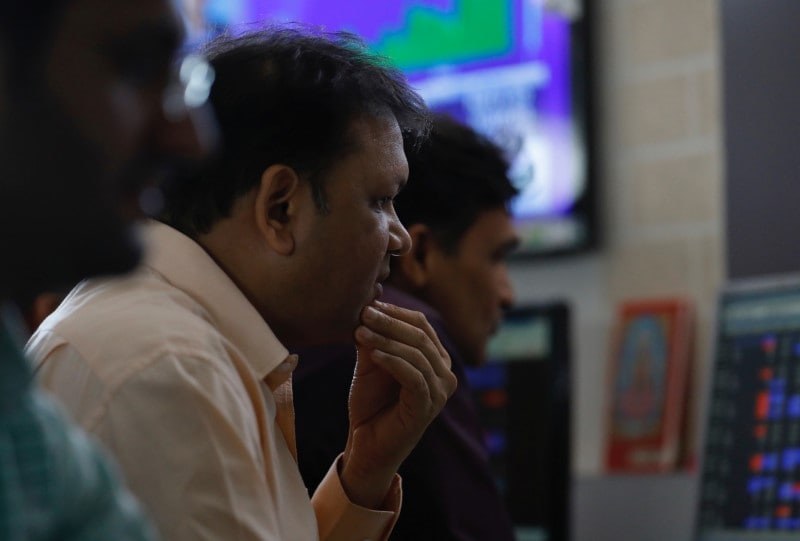 7. FIIs & DIIs: Foreign institutional investors bought Rs 115 crore while domestic institutional investors bought Rs 730 crore in the cash market on April 30. (Image: Reuters)