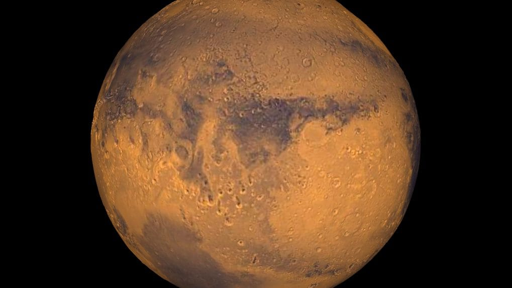 Potential life on Mars likely lived below the surface: Study