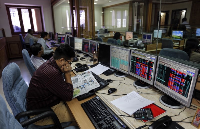 3. Markets At Close On Thursday: Indian shares settled lower on Thursday dragged by selling in bluechips like HDFC Bank, HDFC, Reliance Industries Ltd (RIL), Infosys, TCS and Kotak Bank. The BSE Sensex shed 158 points or 0.44 percent, to end at 35,876 at close. The Nifty50 settled at 10,746, down by over 47 points, or 0.44 percent. (Image : Reuters)